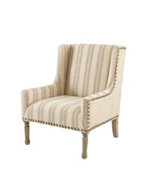 Simmons Accent Chair, Quick Ship