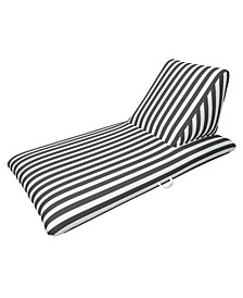Black Pool Chaise Lounge - Morgan Dwyer Signature