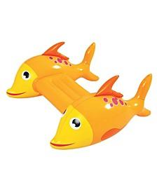 Play Adventurous Fish - Inflatable Swimming Pool Kickboard