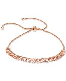 Crystal Slider Bracelet