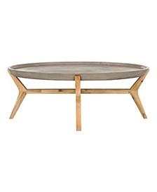 Hadwin Oval Coffee Table