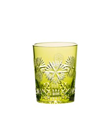 Waterford 2019 Snowflake Wishes Prosperity Prestige Edition Double Old-Fashioned Glass