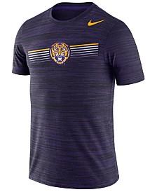 Nike Men's LSU Tigers Legend Velocity T-Shirt
