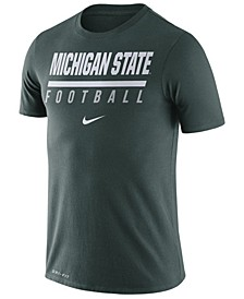 Men's Michigan State Spartans Icon Wordmark T-Shirt
