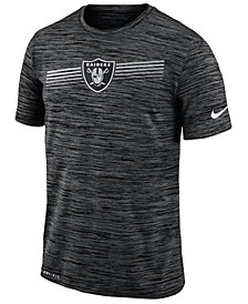 Men's Oakland Raiders Legend Velocity T-Shirt