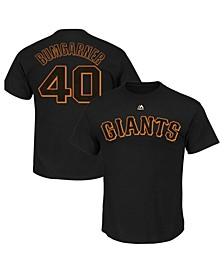 Men's Madison Bumgarner San Francisco Giants Official Player T-Shirt