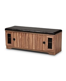 Valina Storage Bench, Quick Ship