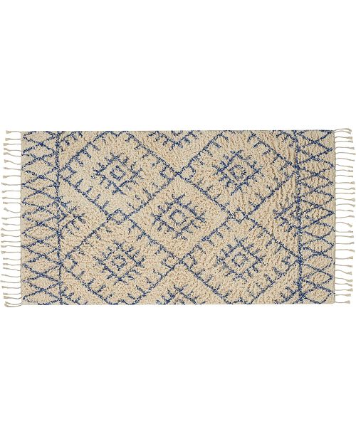 "Nourison Native Art 27"" x 45"" Accent Rug"