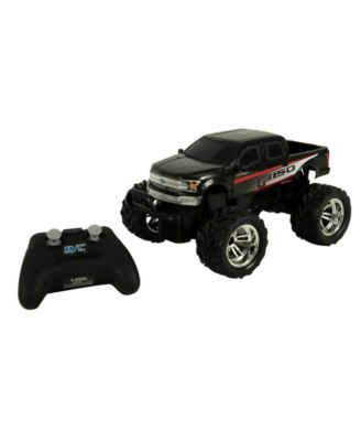 New Bright 1:18 Rc Car Charger Series Black Ford Raptor