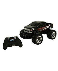 1:18 RC Car Charger Series Black Ford Raptor
