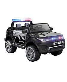 12 Volt Ride on Police Vehicle