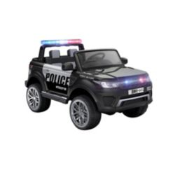 Blazin' Wheels 12 Volt Ride on Police Vehicle
