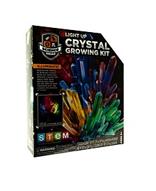 Light Up Crystal Growing Kit