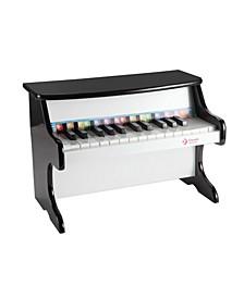 Wood 25 Key Piano