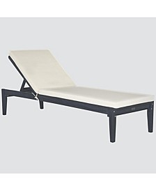 Ireen Outdoor Sun Lounger, Quick Ship
