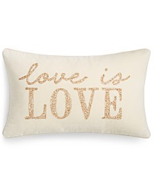"Lacourte Love Is Love 14"" x 24"" Decorative Pillow"