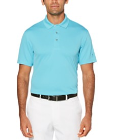 PGA TOUR Men's Airflux Golf Polo