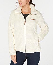 Columbia Women's Fire Side™ II High-Pile-Fleece Jacket