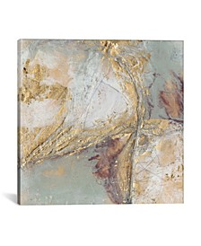 Gilded Circuit I by Jennifer Goldberger Gallery-Wrapped Canvas Print Collection