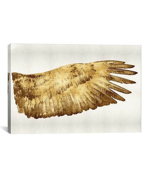 iCanvas  Golden Wing Ii by Kate Bennett Gallery-Wrapped Canvas Print Collection