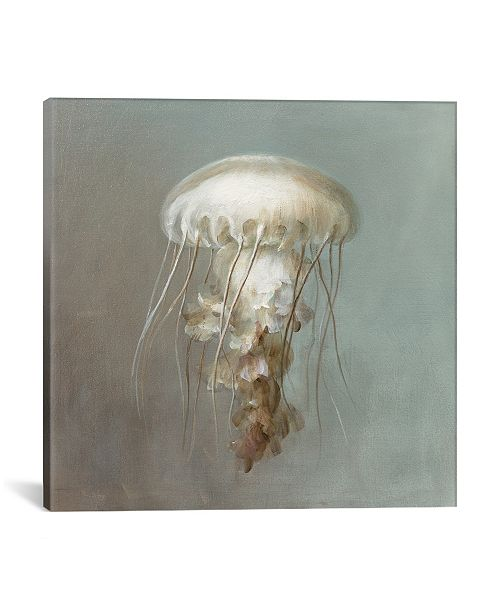 "iCanvas Treasures from The Sea Vi by Danhui Nai Gallery-Wrapped Canvas Print - 37"" x 37"" x 0.75"""