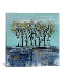 "iCanvas Trees at Dawn I by Silvia Vassileva Gallery-Wrapped Canvas Print - 26"" x 26"" x 0.75"""