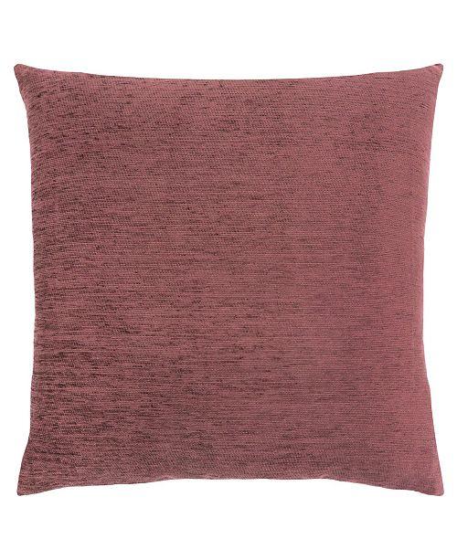 "Monarch Specialties 18"" x 18"" Solid Pillow"