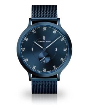 L1 All Blue Mesh Watch 42mm