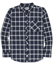 Men's Lumber Plaid Flannel Shirt