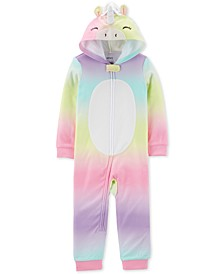 Toddler Girls 1-Pc. Unicorn Pajama