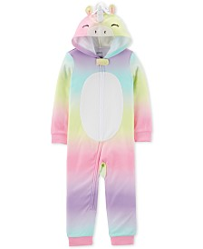 Carter's Toddler Girls 1-Pc. Unicorn Pajama