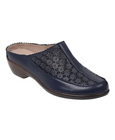 Easy Spirit Dusk Mule Clogs