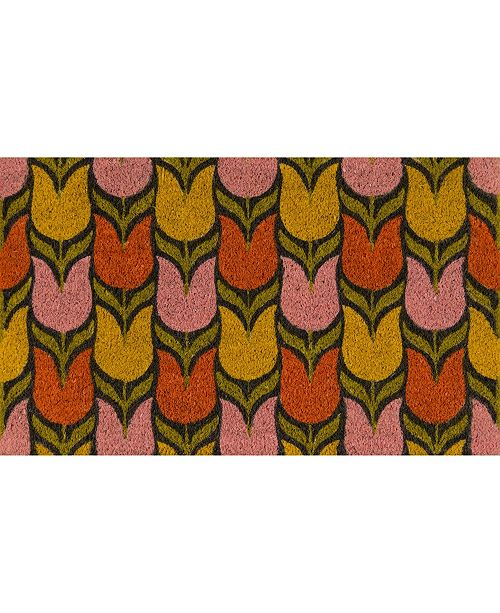 "Novogratz Collection Novogratz Aloha Alo18 Multi 1'6"" x 2'6"" Area Rug"