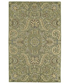 Helena Virgil-05 Green 8' x 10' Area Rug