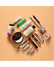 Choose Your FREE Trial-Size Gift with any $45 purchase from Select Beauty brands!