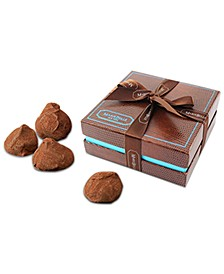 Small Dark Chocolate Truffle Box