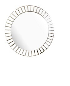 Kara Round Wall Mirror