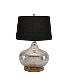 Kyra Mercury Gold Table Lamp
