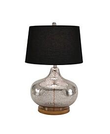 Kyra Mercury Gold Table Lamp