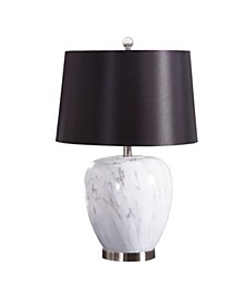Otis Marble Table Lamp