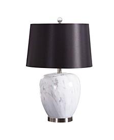 Otis Marble Table Lamp