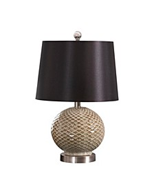 Montgomery Ceramic Textured Table Lamp