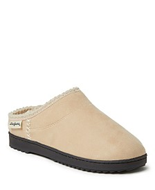 Dearfoams Microsuede Clog Slipper, Online Only