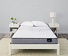 Perfect Sleeper Keagan 10'' Plush Mattress Set- Twin