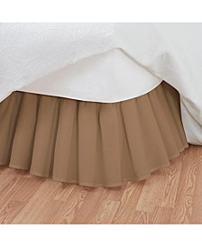 Magic Skirt Ruffled California King Bed Skirt