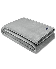 Ultra Soft Plush Solid Blanket, Full/Queen