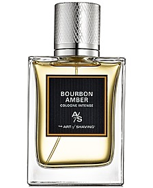 The Art of Shaving Bourbon Amber Cologne Intense, 3.3-oz.