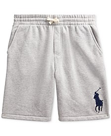 Big Boys Fleece Shorts, Created For Macy's