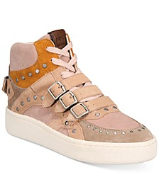 Women's C219 High-Top Sneakers