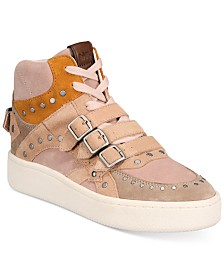 COACH C219 High-Top Sneakers